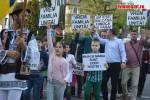 Protest la Deva pentru Camelia Smicala 6 mai 2017 Foto TVMNeamt.ro