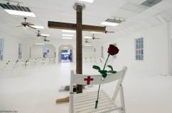 Sutherland Springs First Baptist Church first service foto fox nesw
