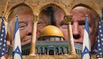 Declarația epică a președintelui Donald Trump a fost un pas important spre înființarea celui de-al Treilea Templu