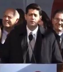March for Life 2018 Speaker Ryan