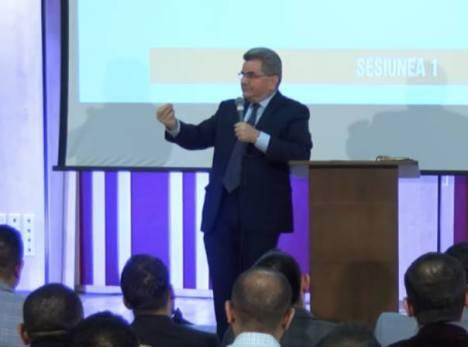 Nelu Filip Sovata Conferinta pentru familii Rugul Aprins