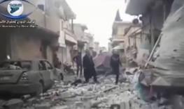 Siria war Syria foto captura CBN