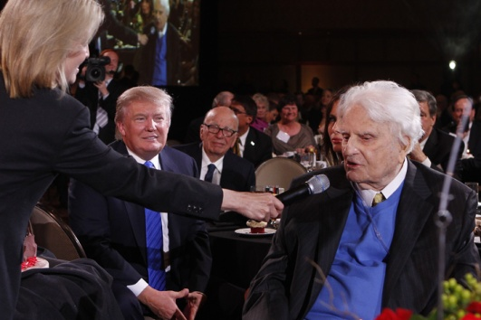 Graham-and-Trump foto The Gospel Coalition