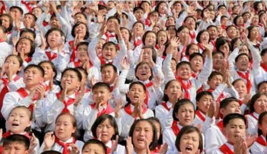 Kids North Korea