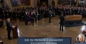 LIVE de la ROTONDA din Washington D.C. Presedintele Donald Trump si Congresul American Onoreaza Evanghelistul American Billy Graham