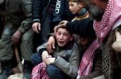 Siria war children foto Daily Beast