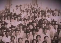 Trezirea din Korea de Nord in anii 1900 foto captura YT