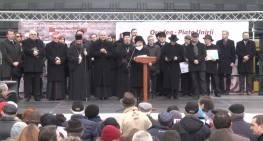 Coaliția pentru Familie - Adunare publică în Piața Unirii din Oradea [VIDEO Prodocens Media] 5