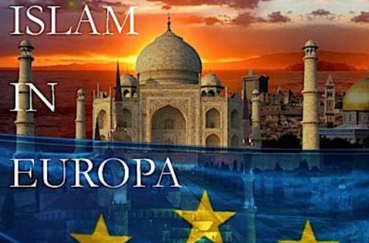 Islam in Europe foto https-::octavpelin.wordpress.com: