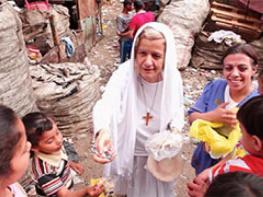 Mama Maggie of Cairo