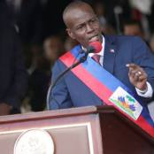 President of haiti foto FB
