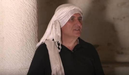 Vasile Taloş – Mesaj biblic in Sinagoga din Nazaret – Turneu Israel