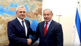 Benjamin Netanyahu cu Liviu Dragnea 1 foto captura Agnus Dei