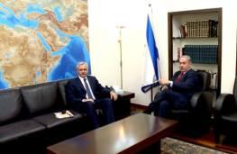 Benjamin Netanyahu cu Liviu Dragnea 2 foto captura Agnus Dei