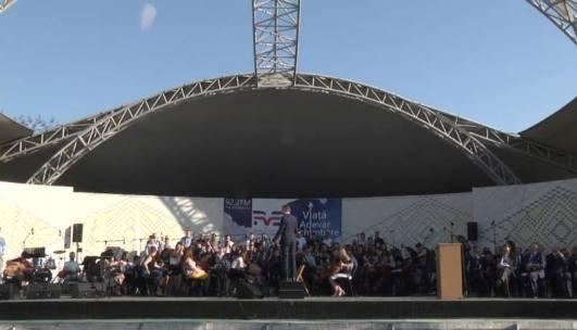 Concert - Marsul Invierii -Parcul Rozelor Timisoara 1