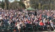 Concert - Marsul Invierii -Parcul Rozelor Timisoara 10