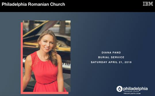 Special Livestream – Diana Pand Funeral Services